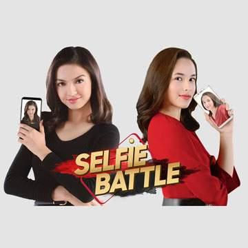 OPPO Selfie Battle, Kontes Foto Selfie Berhadiah OPPO F5