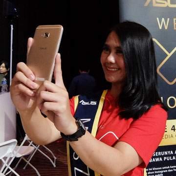 Hasil Foto Kamera ASUS Zenfone 4 Selfie Pro, Tawarkan Efek Bokeh