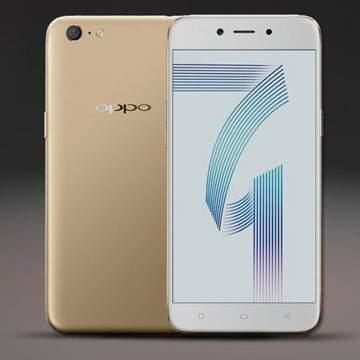 OPPO A71 dengan RAM 2GB dan Android Nougat Dibanderol Rp2,3 Juta
