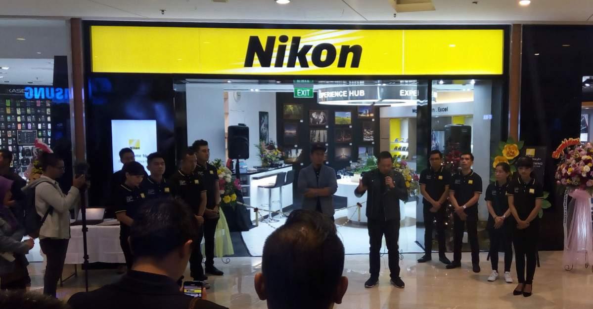 Nikon Experience Hub
