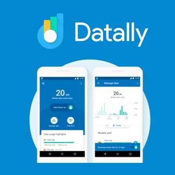 Hemat Kuota Data Menggunakan Aplikasi Google Datally