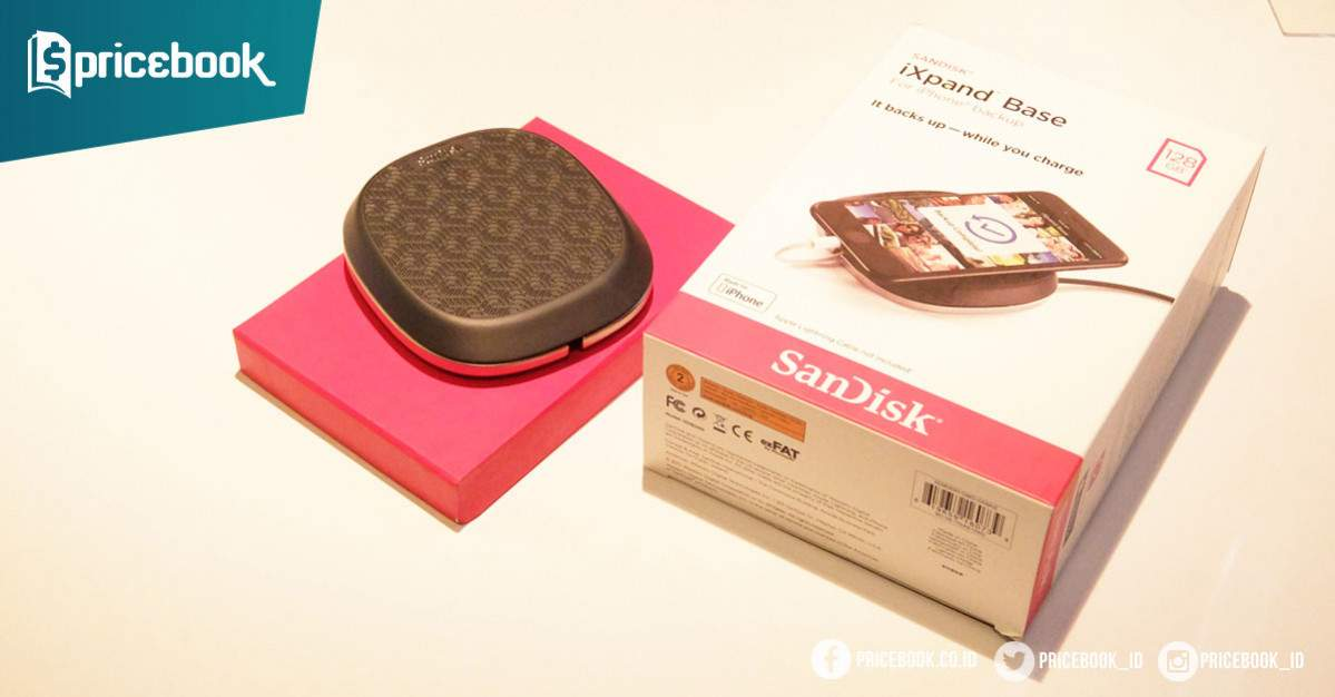 Sandisk iXpand Base