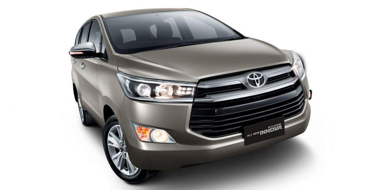 Toyota All New Kijang Innova