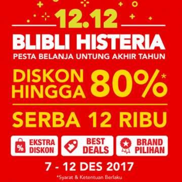 Kumpulan Promo Harbolnas 2017 Blibli, Ada Diskon sampai Flash Deal