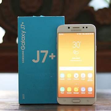 Review Samsung Galaxy J7 Plus: Dual Kamera Belakang Ciamik