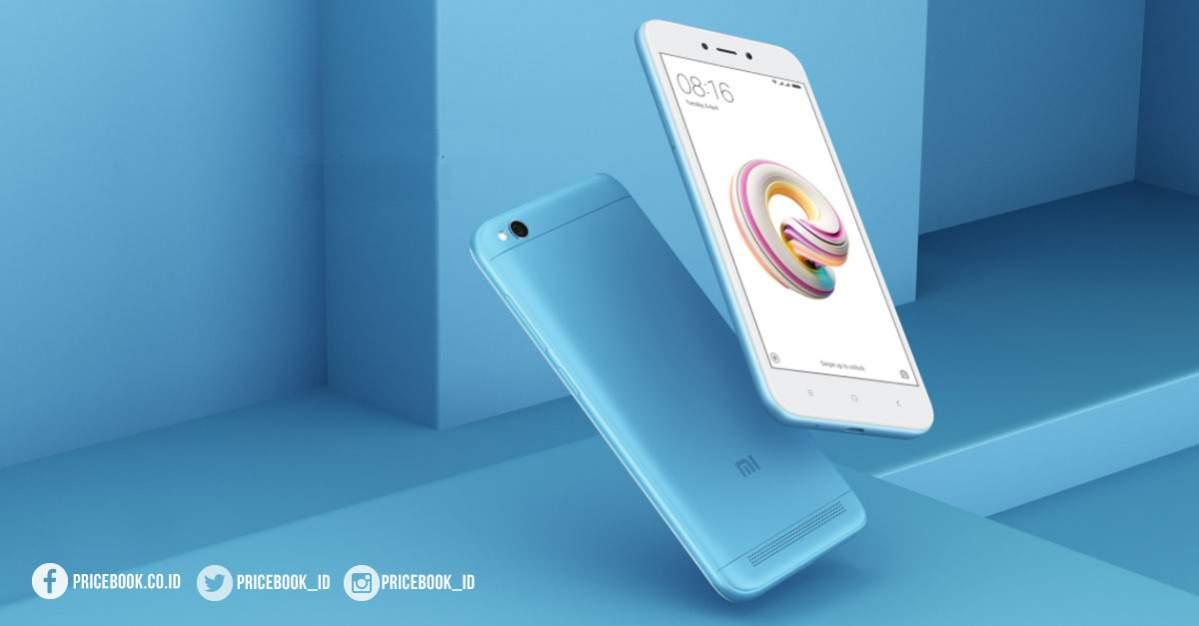 Perbandingan Harga Xiaomi Redmi 5a Di Online Dan Offline Pricebook
