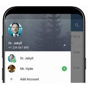Aplikasi Telegram Kini Bisa Login Hingga Tiga Akun