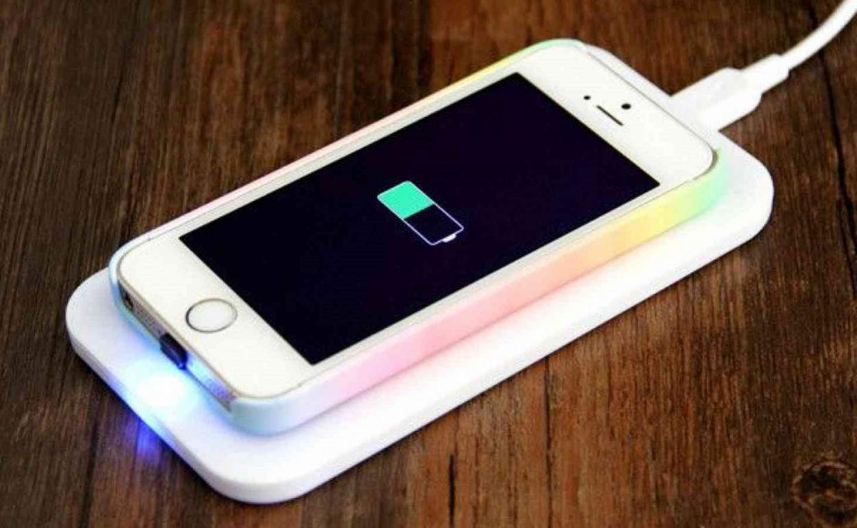 fast charging iphone