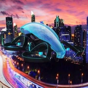Mobil Terbang Canggih yang Akan Muncul di 2018