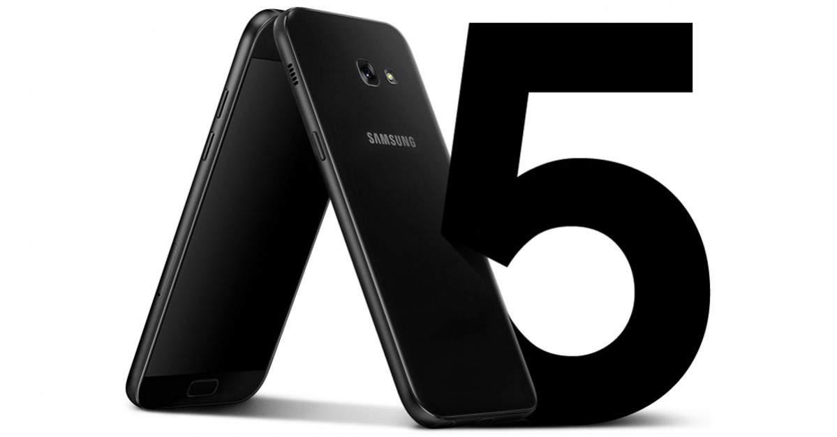 Samsung Galaxy A5 2017 Di Akhir Tahun