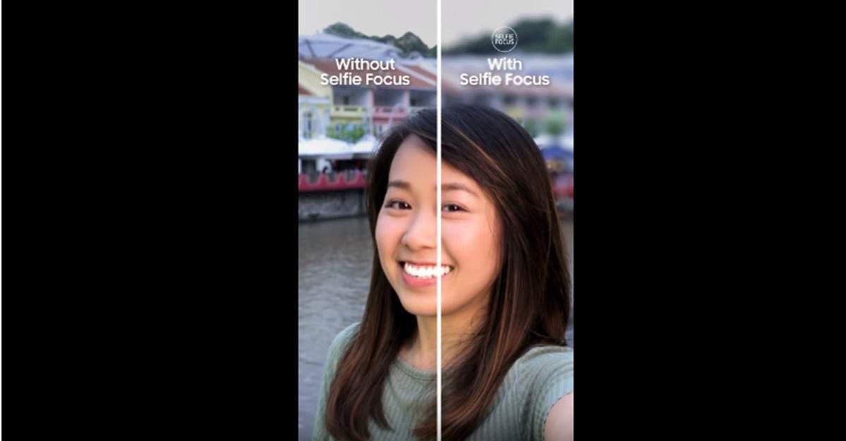 Samsung Selfie Focus