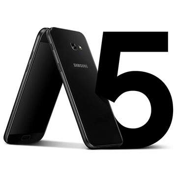 Cara Mendapatkan Fitur Selfie Focus di Samsung Galaxy A5 and A7 (2017)