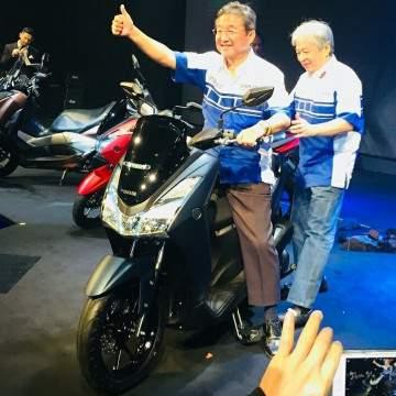 Ini Harga dan Spesifikasi dari Yamaha Lexi