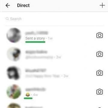 """Seperti Whatsapp, Instagram Kini Bisa Tampilkan """"Last Seen"""" Penggunanya"""