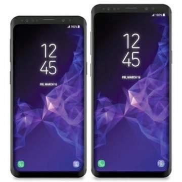 Bocoran Foto Samsung Galaxy S9 dan S9+ Muncul