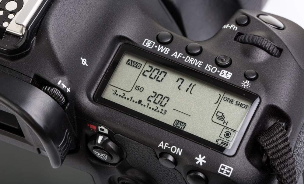 iso and shutter speed