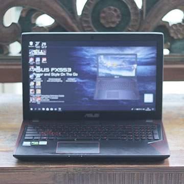 Review ASUS FX553VD, Hasil Benchmark yang Memuaskan!