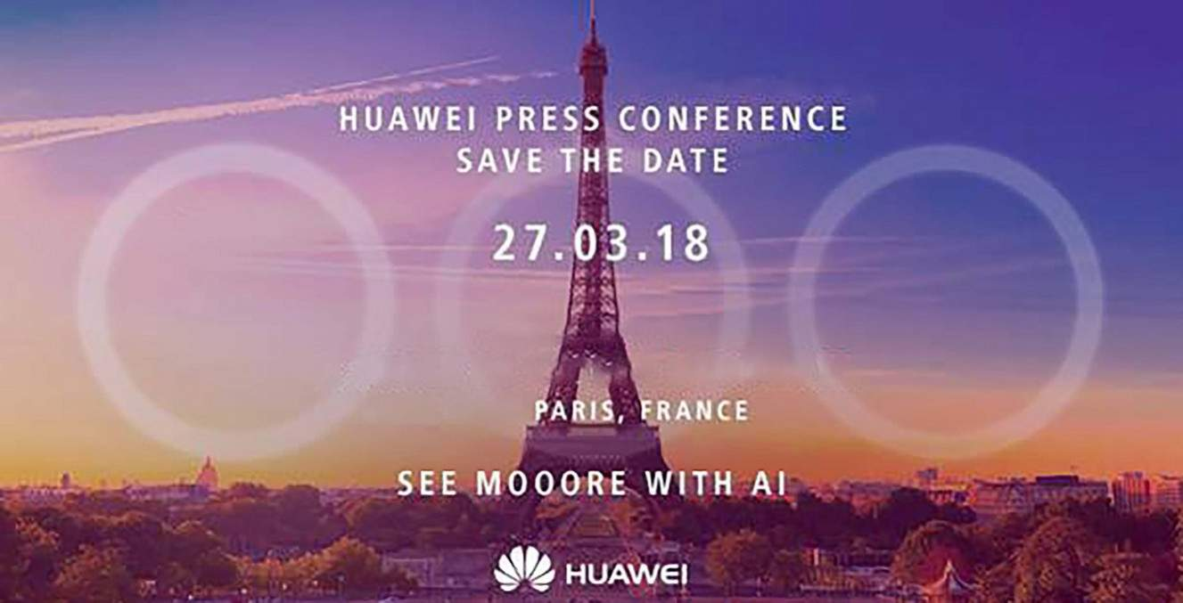 huawei p20 invitation