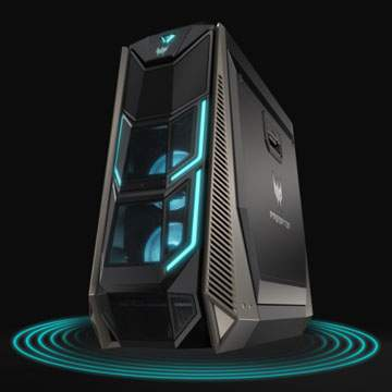 Predator Orion 9000, Desktop Gaming Core i9 Harga 90 Juta