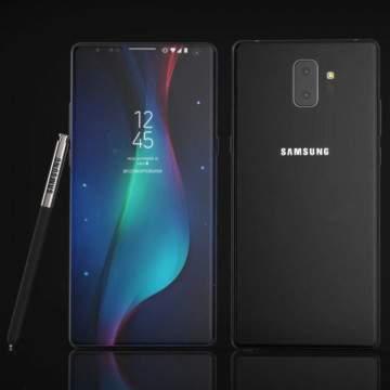 Rumor: Galaxy Note 9 Tidak Dibekali Sensor Fingerprint di Layar!