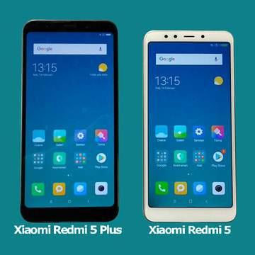 Perbedaan Xiaomi Redmi 5 dan Redmi 5 Plus, Pilih Mana?