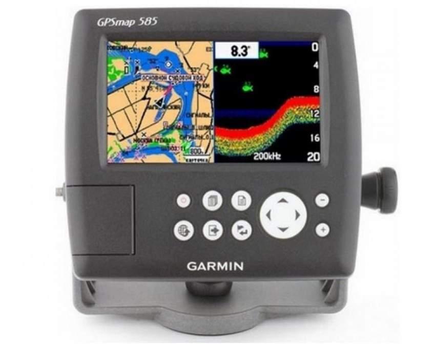 Garmin GPSMAP 585