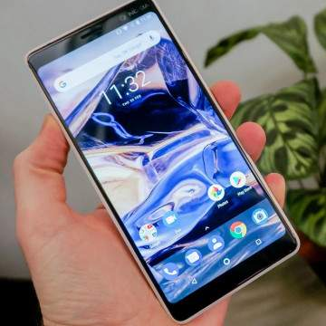Nokia 8 Sirocco dan Nokia 7 Plus, 2 Hp Terbaru dari Nokia di 2018