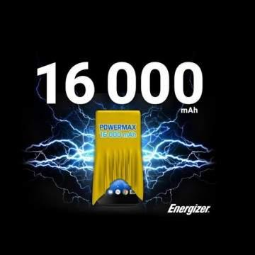 Energizer Power Max P16K Pro, Hp dengan Baterai 16.000 mAh