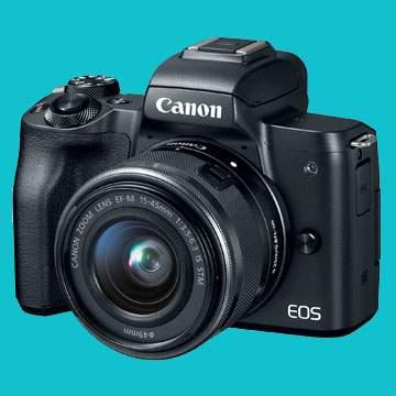 Canon EOS M50 dan Canon EOS 2000D Dirilis untuk Pemula
