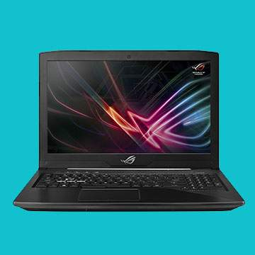 ASUS ROG STRIX GL503VS, Laptop Gaming Berlayar 144Hz