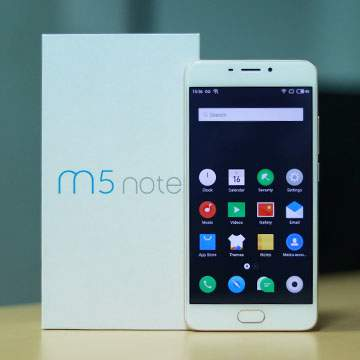 Review Meizu M5 Note: Hp RAM 3GB dengan Bodi Ramping