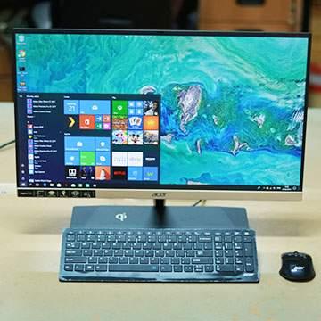 Review Acer Aspire S24: Desain Stylish dengan Layar Tipis