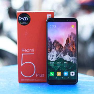 Review Xiaomi Redmi 5 Plus: Layar Maksimal, Baterai Optimal