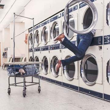7 Mesin Cuci Terbaik 2018, Cocok Untuk Usaha Laundry Anda