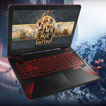 2 Laptop Gaming ASUS Terbaru dengan Intel Coffee Lake