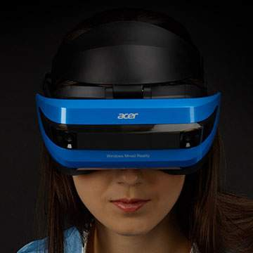 Headset VR Acer Windows Mixed Reality, Apa Kelebihannya?