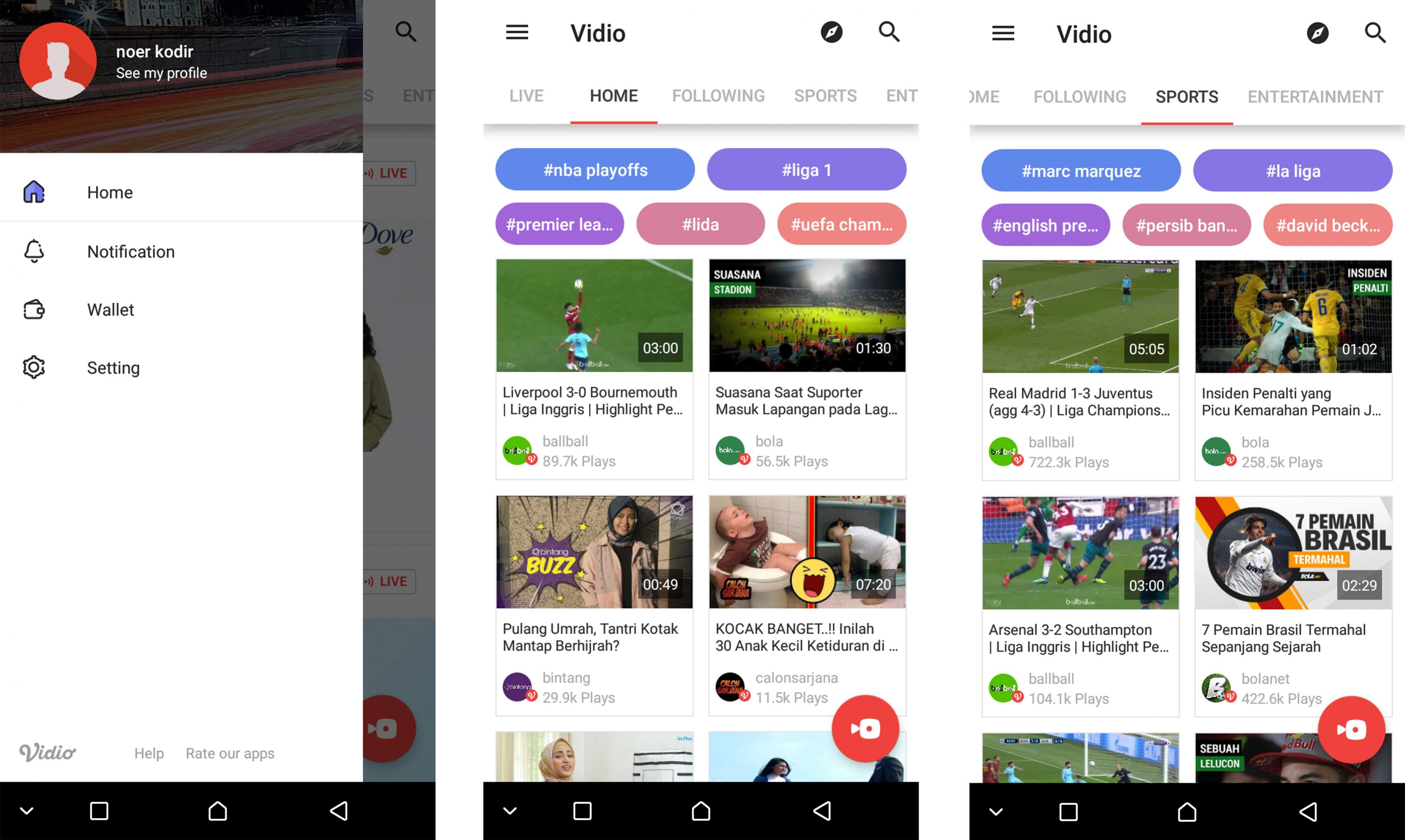 9 Aplikasi Streaming TV Online Buat Nonton Bola, Gratis