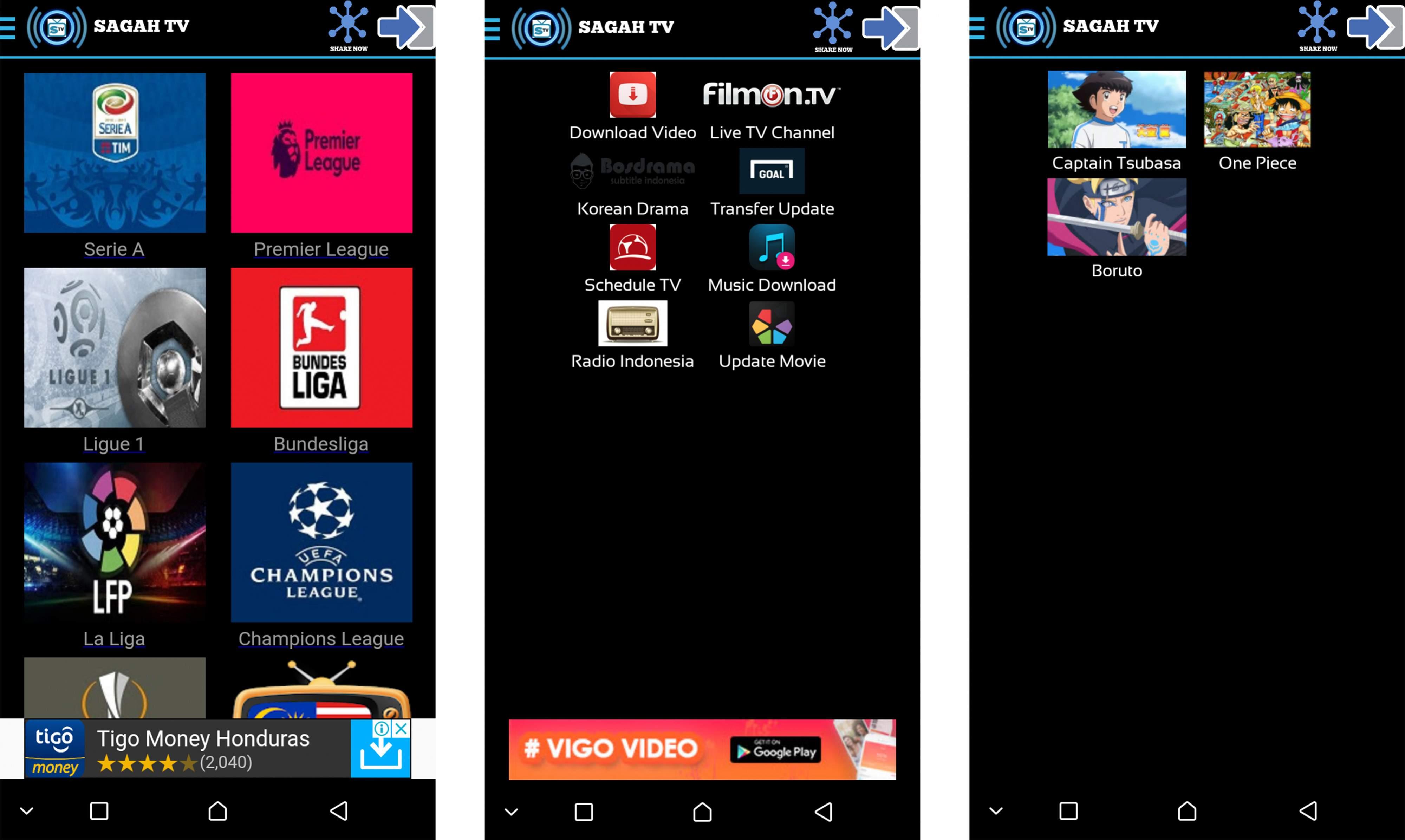 9 Aplikasi Tv Online Untuk Live Streaming Bola Gratis Pricebook