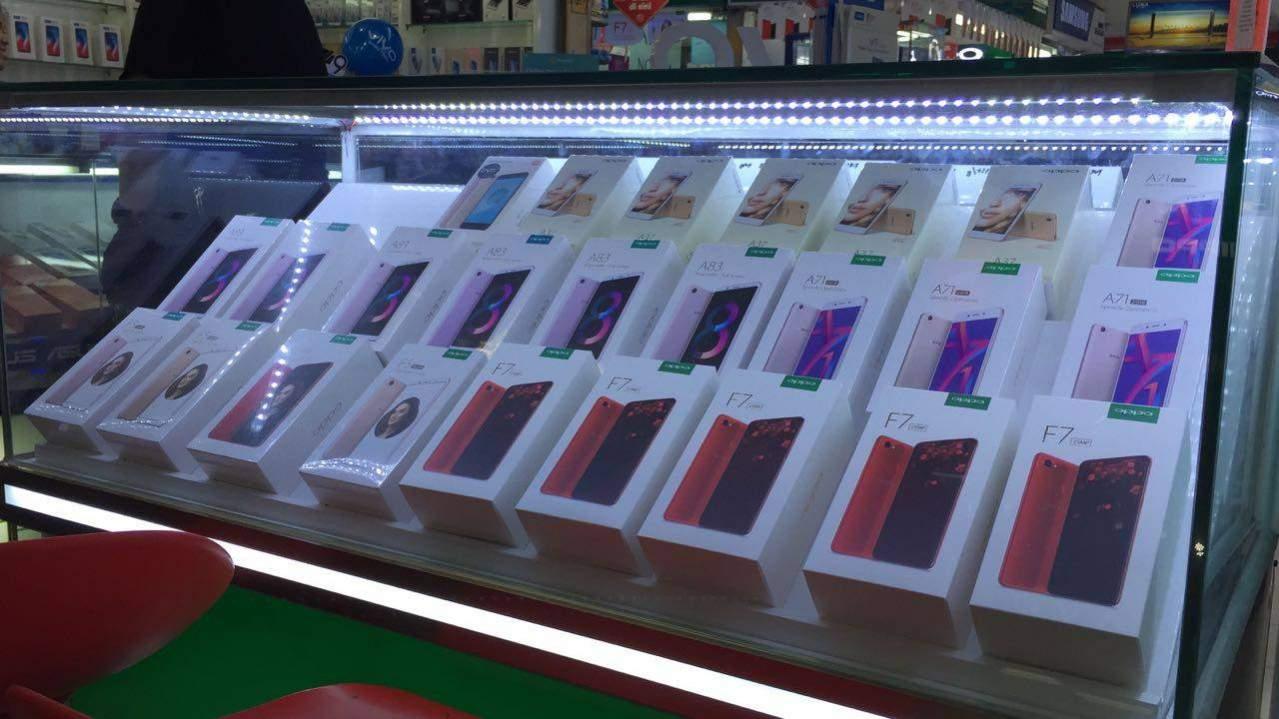 Hp Oppo Murah Yang Laris Di Roxy Cempaka Mas Ambassador Pricebook