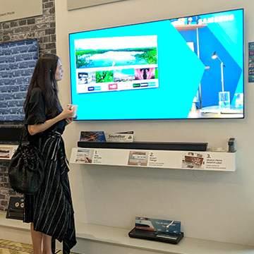 4 Teknologi QLED TV Samsung Terbaru di 2018