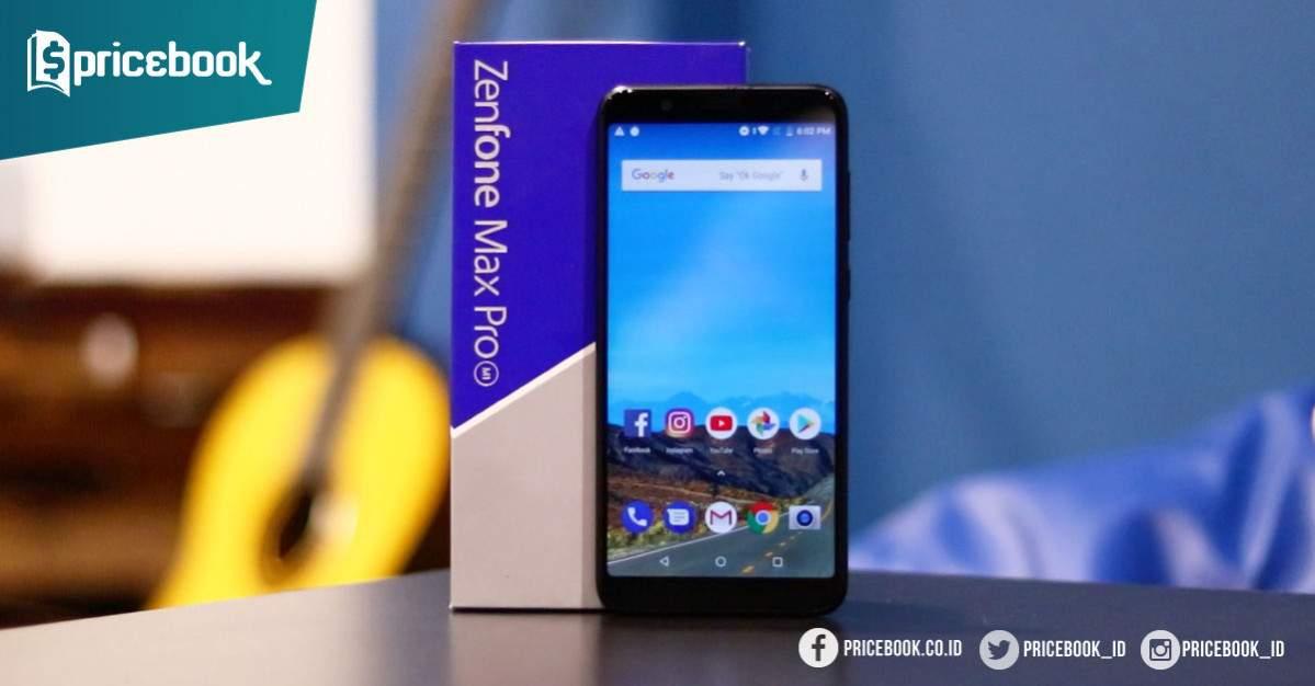 Asus Zenfone Max Pro M1 Ram 6gb Tersedia Agustus 2018 Molor Lagi