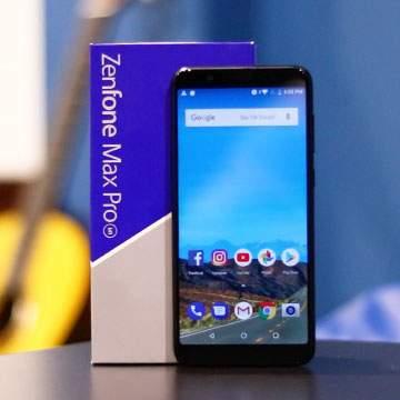 ASUS Zenfone Max Pro M1 RAM 6GB Tersedia Juni 2018