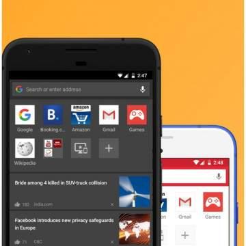 Update Opera Android Hadirkan Fitur Night Mode, QR Code Reader dan Berbagai Fitur Lainnya