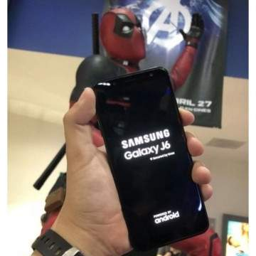Foto Samsung Galaxy J6 2018 Bocor! Rilis Akhir Mei Nanti