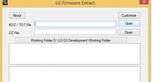"""Cara Root dan install TWRP di Official """"Lolillpop 20h"""" LG G3"""