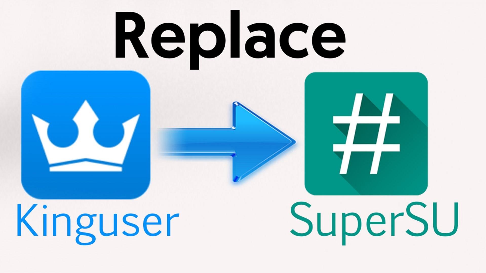 Cara Mengganti Replace KingUser dengan SuperSu