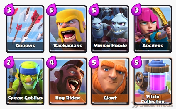clash royale tips and tricks indonesia