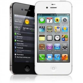 Handphone HP Apple iPhone 4s 8GB