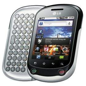 Handphone HP LG C550 Optimus Chat
