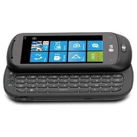 HP LG C900 Optimus 7Q